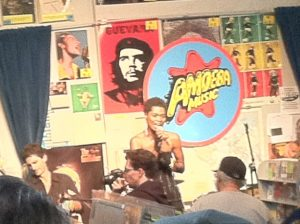Fley Tchaco at Amoeba 2012